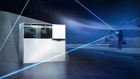 Bosch Kühlschrank Home Connect : Siemens home connect siemens bosch miele elektrogeräte